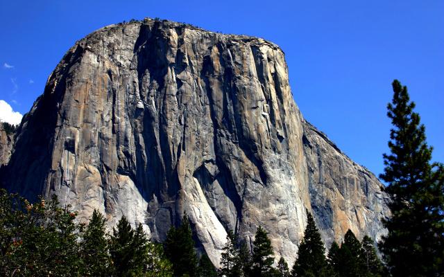 Горы Йосемити