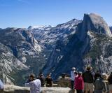 Пейзаж В Йосемити