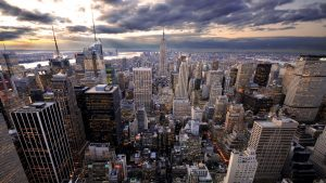 Нью-Йорк - крупнейший город США