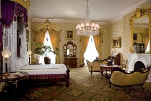 Одна из спален Белого дома