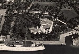 Особняк Вандербильда в 1936 году