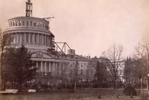 Строительство Капитолия