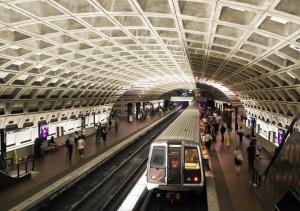 метро в Вашингтоне
