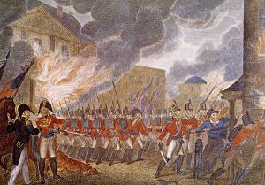 Пожар в Вашинтоне 1812 года