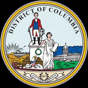 Герб округа Колумбия