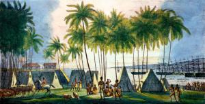 Порт Гонолулу (1816 год)